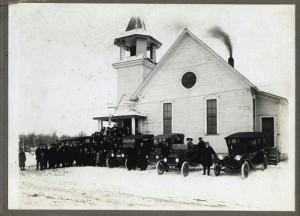 Amblin Church Before